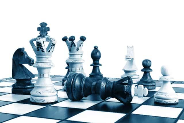 שחמט דרך מחשב