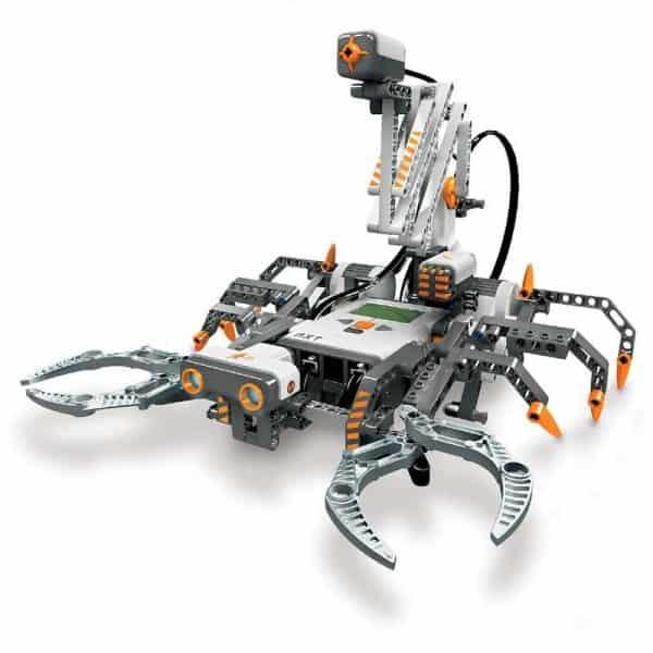 רוצה לבנות רובוט משלך !!! סאן ספארק מרכז הידע