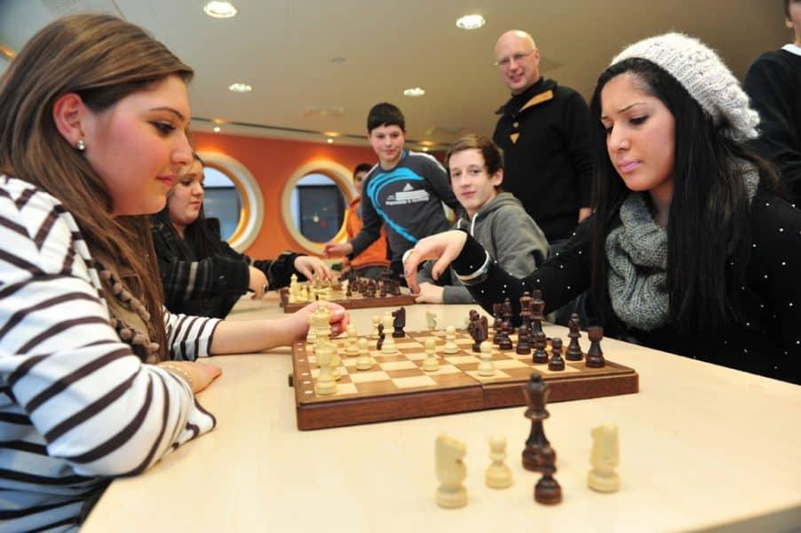 חוג שחמט למקצוענים בסאן ספארק