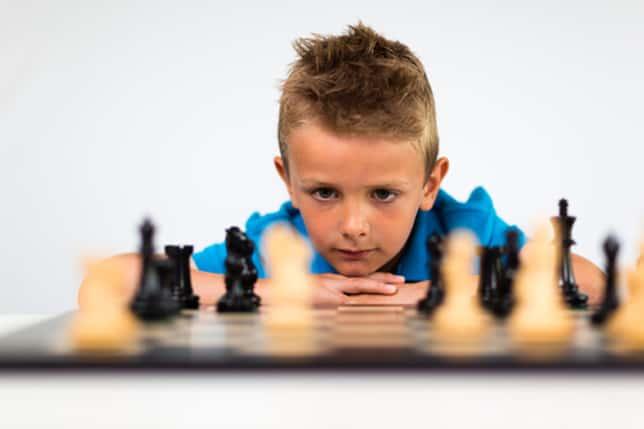 לימודי שחמט לילדים
